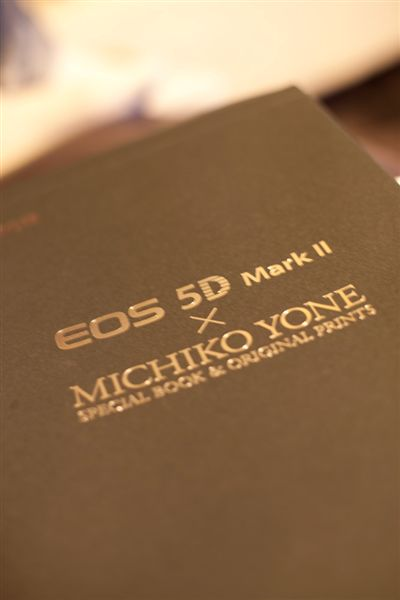 E0S MarkⅡ 米 美知子 撮影ガイドブック