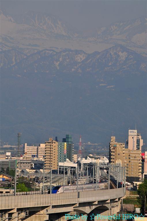 北陸新幹線開業の富山 (1)