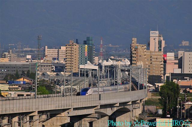 北陸新幹線開業の富山 (2)