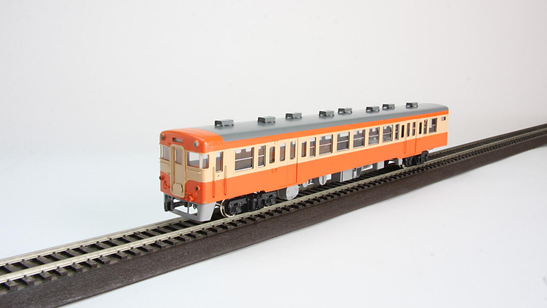 鉄道模型押し入れコレクション ブログ 国鉄キハ45系気動車