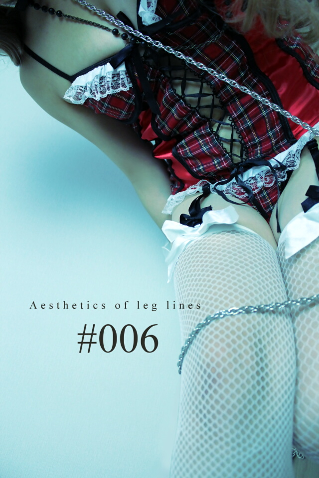 ☆Aesthetics of leg lines #006☆