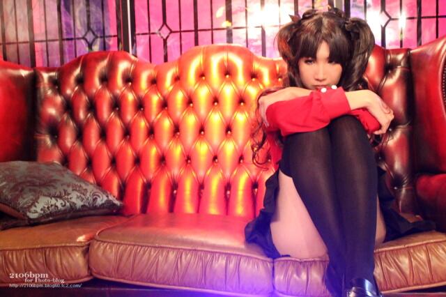 ☆鮎(遠坂凛 / Fate/stay night)@ココフリファクトリー☆
