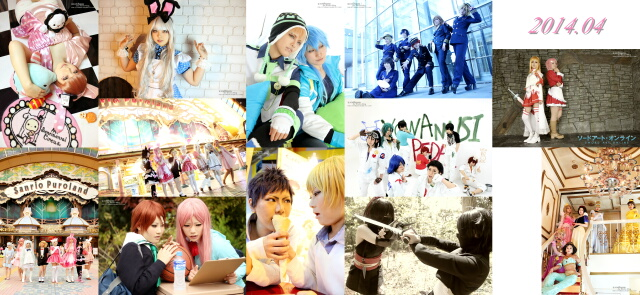 ☆PHOTOGRAPHY 2014.01-12☆