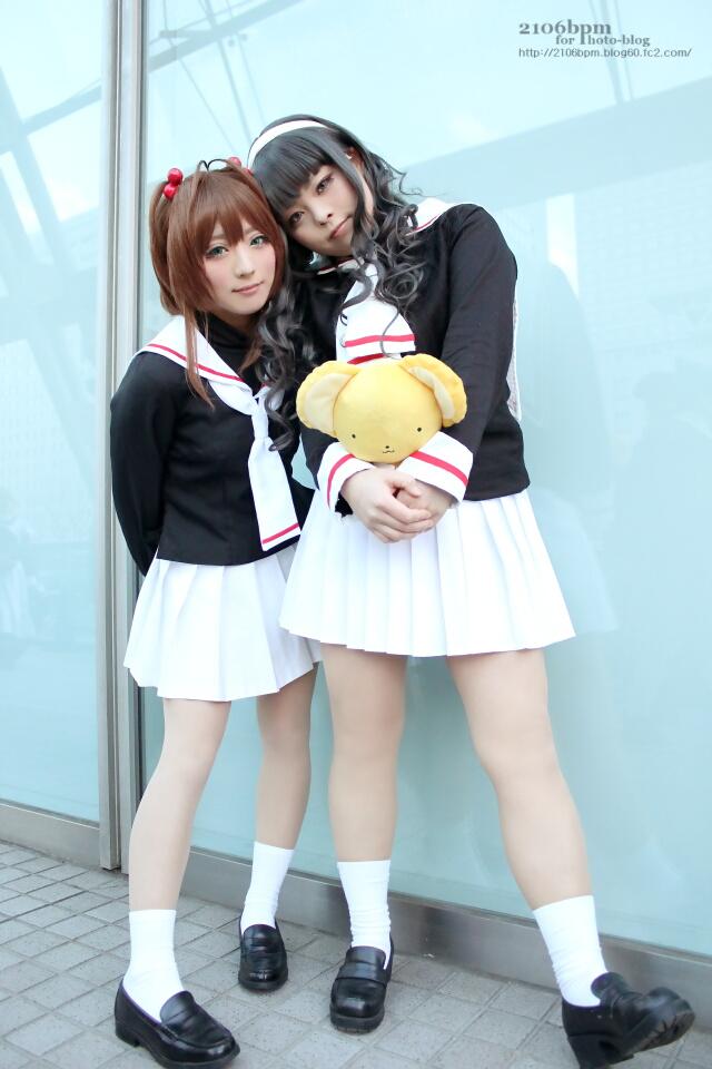 ☆となりでコスプレ博 in TFT 2014冬(3日目)のコスプレイヤーさんをまとめてうp パート2☆