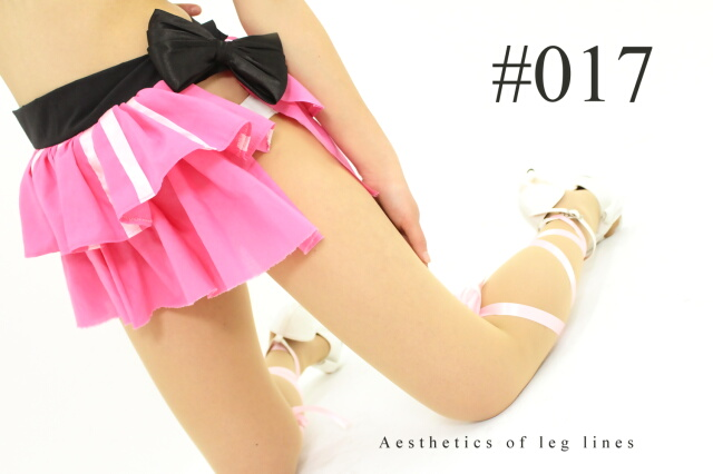 ☆Aesthetics of leg lines #017☆