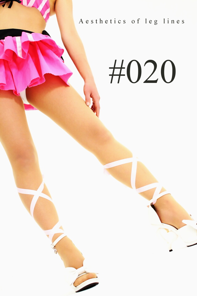 ☆Aesthetics of leg lines #020☆