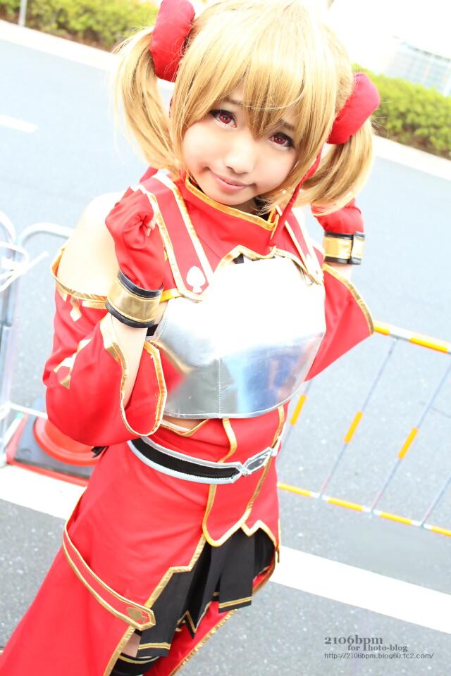 ☆アニメジャパン2015のコスプレイヤーさんをまとめてうp☆