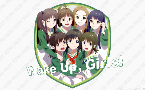 Wake Up, Girls! 自作壁紙 (島田真夢 林田藍里 片山実波 七瀬佳乃 久海菜々美 菊間夏夜 岡本未夕) 1920×1200