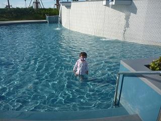 オリオンモトブ子供用プール