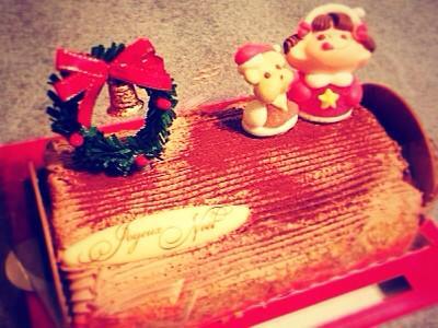 2014年ケーキ
