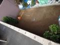 マンションお庭作り