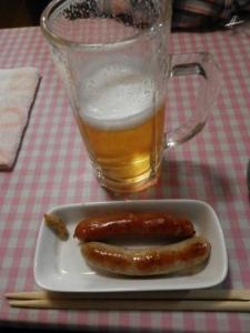 ビールとレーベ