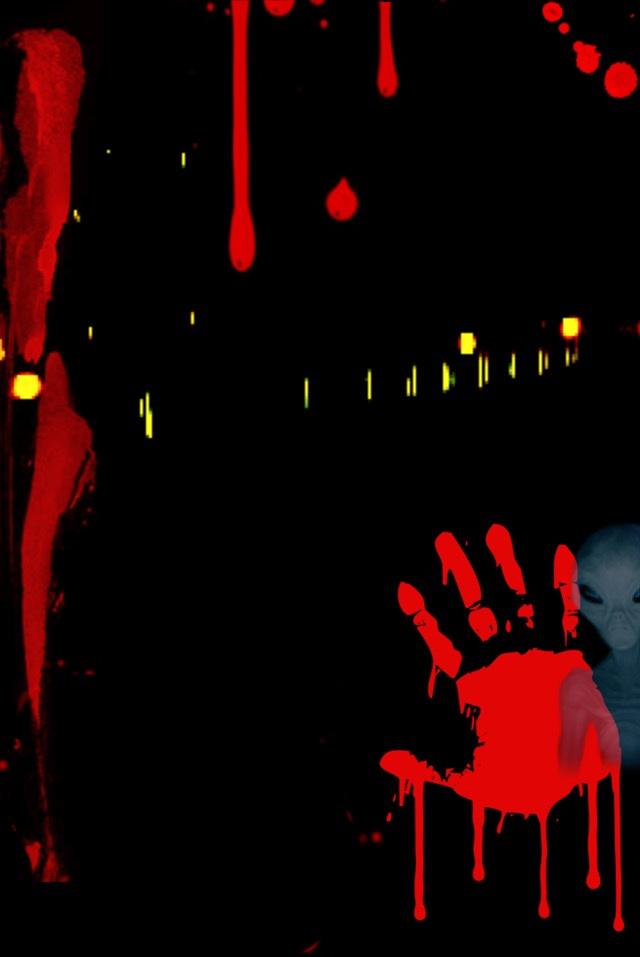 夜のホラー画像2 by占いとか魔術とか所蔵画像