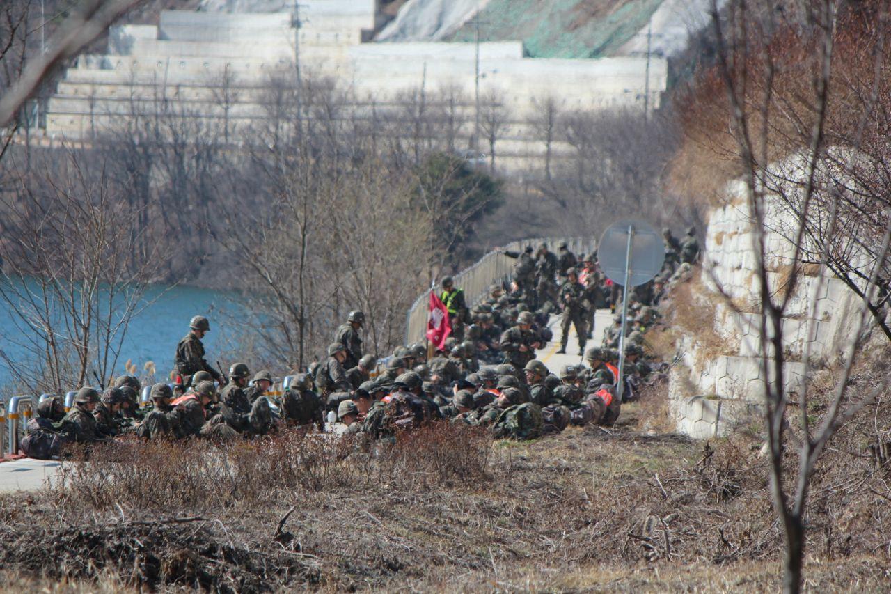korea army