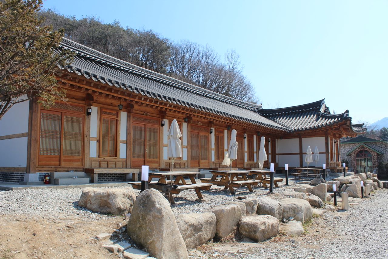 traditional house korea
