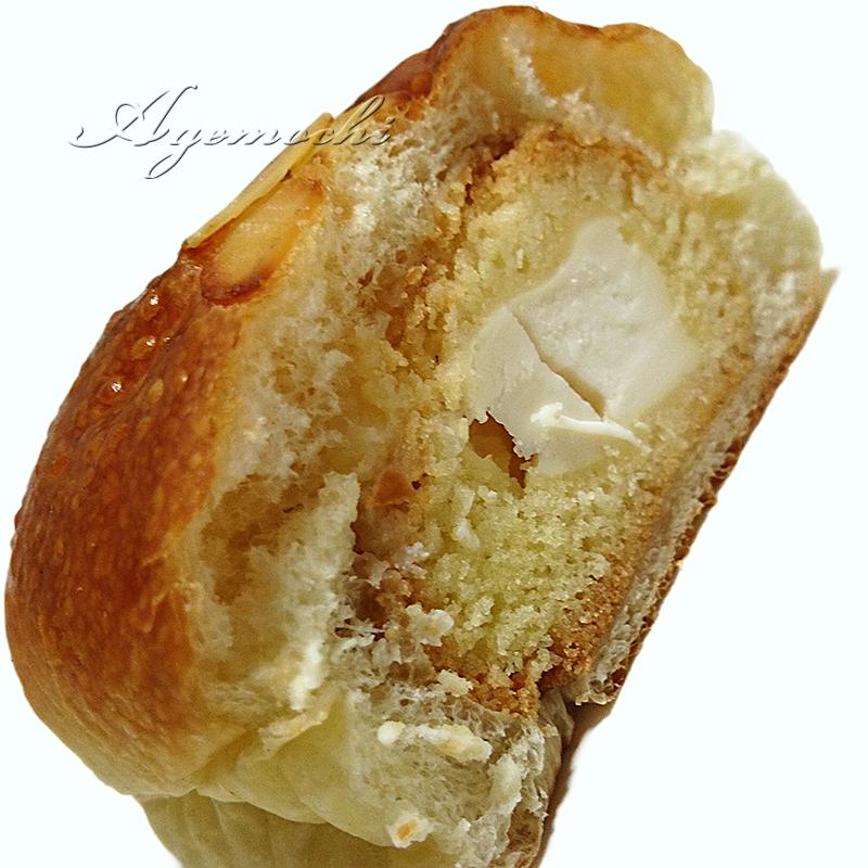 チーズ饅頭パン