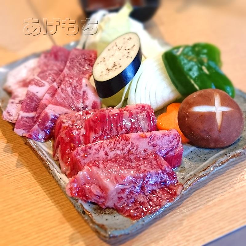 も~豚定食の肉