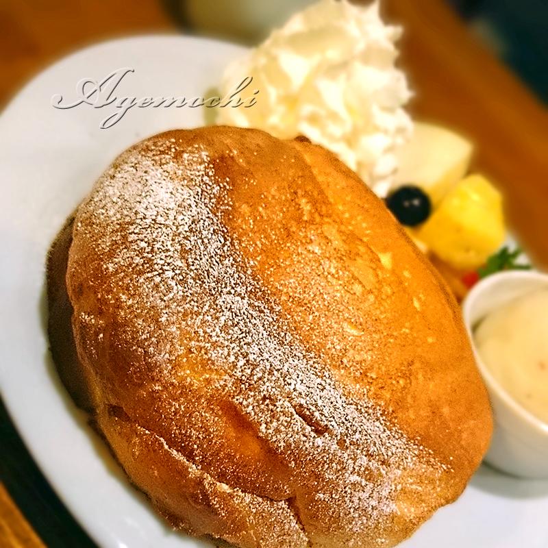 国産純粋レンゲはちみつパンケーキ