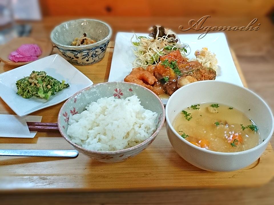 海老&野菜南蛮