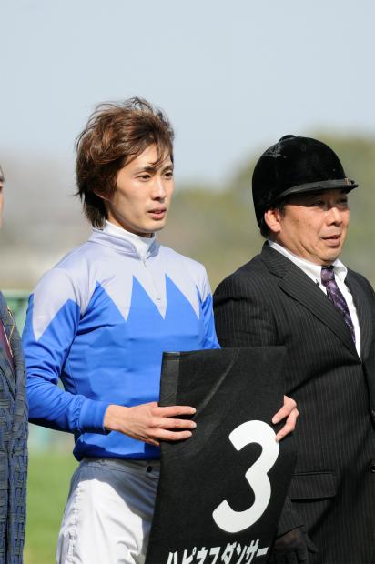 藤岡康太騎手