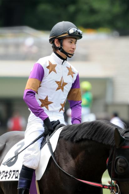原田和馬騎手