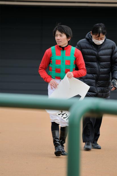 柴田大知騎手