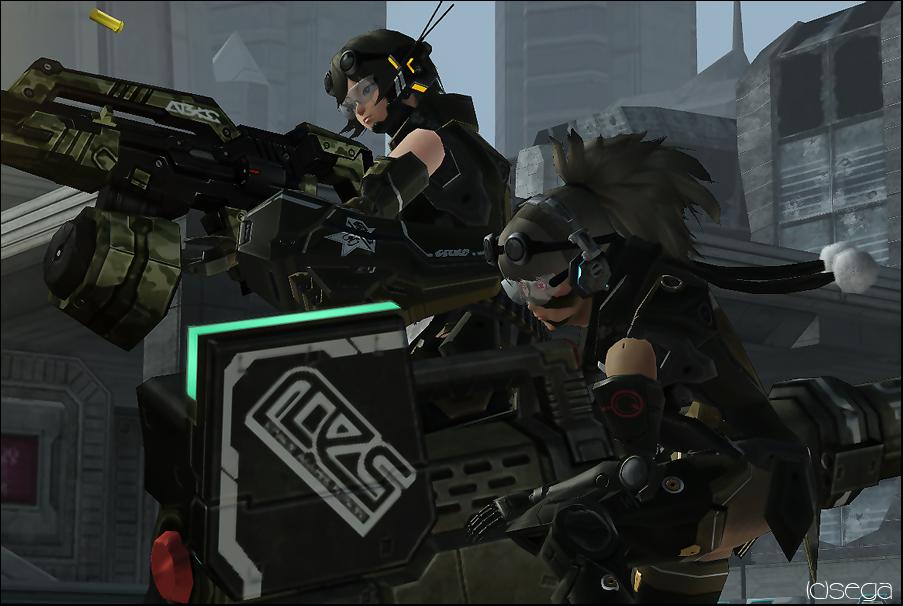 市街地防衛