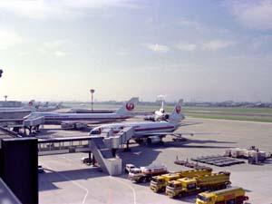 伊丹国際空港1986年頃③