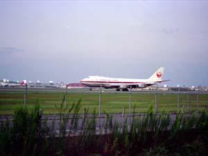 伊丹国際空港1986年頃①