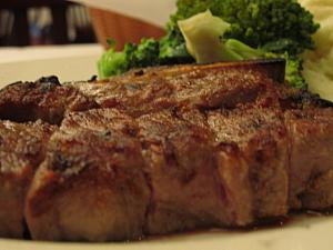 アメリカのステーキ肉 一体そのお肉何グラムなのさ!