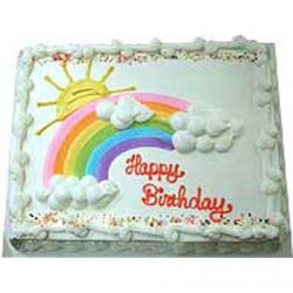 ハーフシートケーキ ①