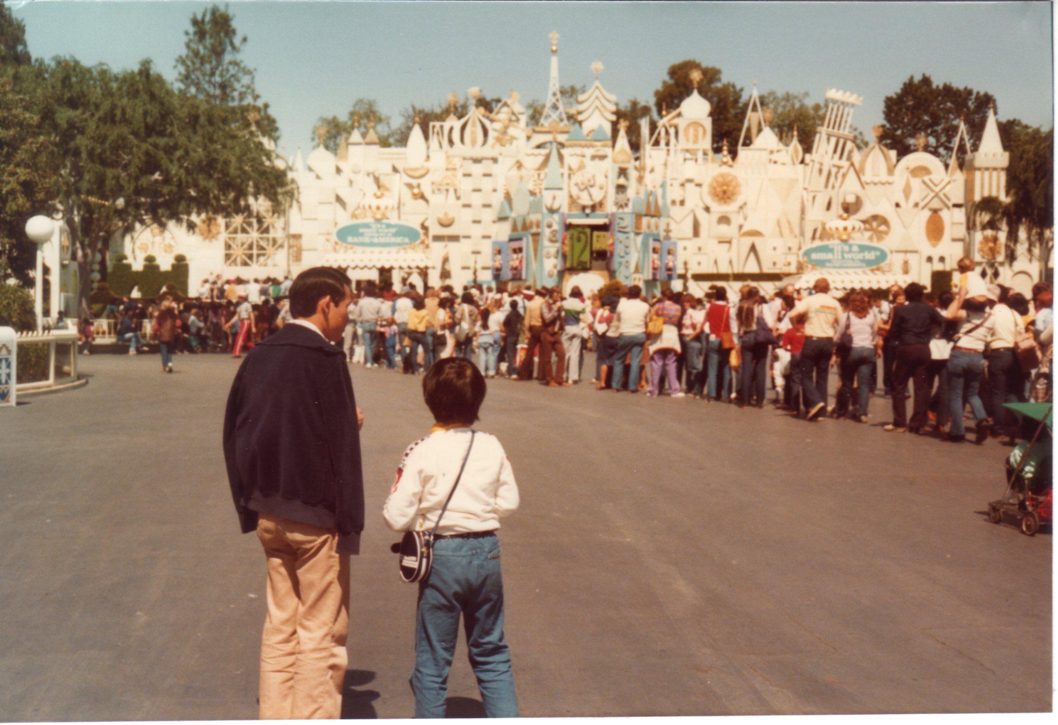 ロスアンゼルス・ディズニーランド 1982.3.400