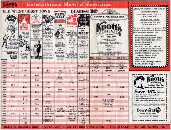 ナッツベリーファーム・1982年5月520