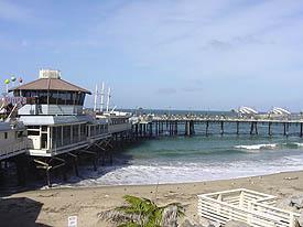 レドンドビーチ・ロサンゼルス