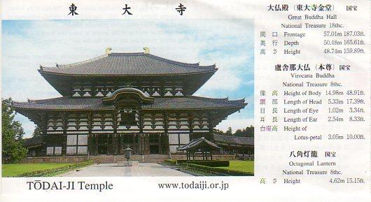奈良東大寺大仏殿555