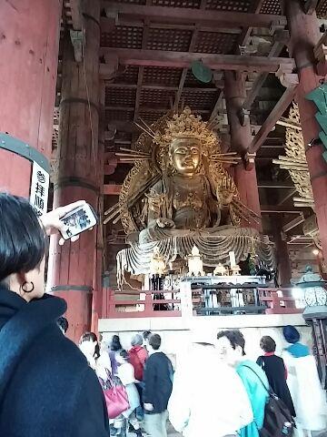 奈良東大寺大仏殿 (2)