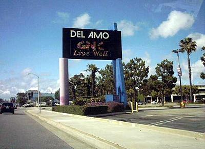 デル・アモショッピングセンターDel Amo Fashion Center
