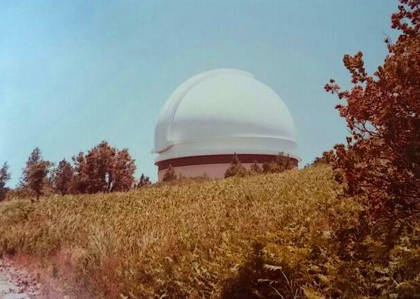 サンディエゴ・パロマー天文台②