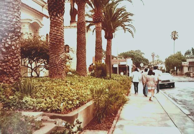 サンディエゴ ホテル周辺②