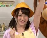 AKB48 川栄李奈 セクシー コスプレ 小学生 笑顔 顔アップ 脇チラ 地上波キャプチャー 高画質 エロかわいい画像9152