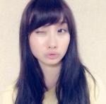 SKE48 柴田阿弥 セクシー ウインク 唇 顔アップ 高画質エロかわいい画像9170