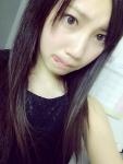 SKE48 北川綾巴 セクシー 舌出し 顔アップ カメラ目線 自撮り 高画質エロかわいい画像9229