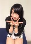 AKB48 木崎ゆりあ セクシー ダブルピース ムチムチ 太もも カメラ目線 誘惑 高画質エロかわいい画像9234