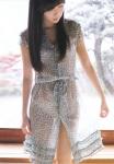 HKT48 指原莉乃 セクシー 太ももチラリズム ワンピース シースルー スカート 下着透け パンティー 高画質エロかわいい画像9272