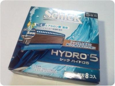 シック ハイドロ5の替刃8個入り1