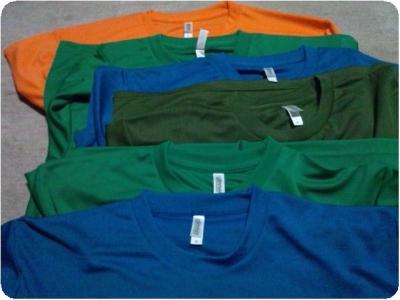 グリマー速乾Tシャツ1