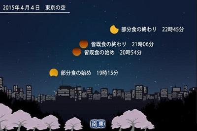 20150404皆既月食①