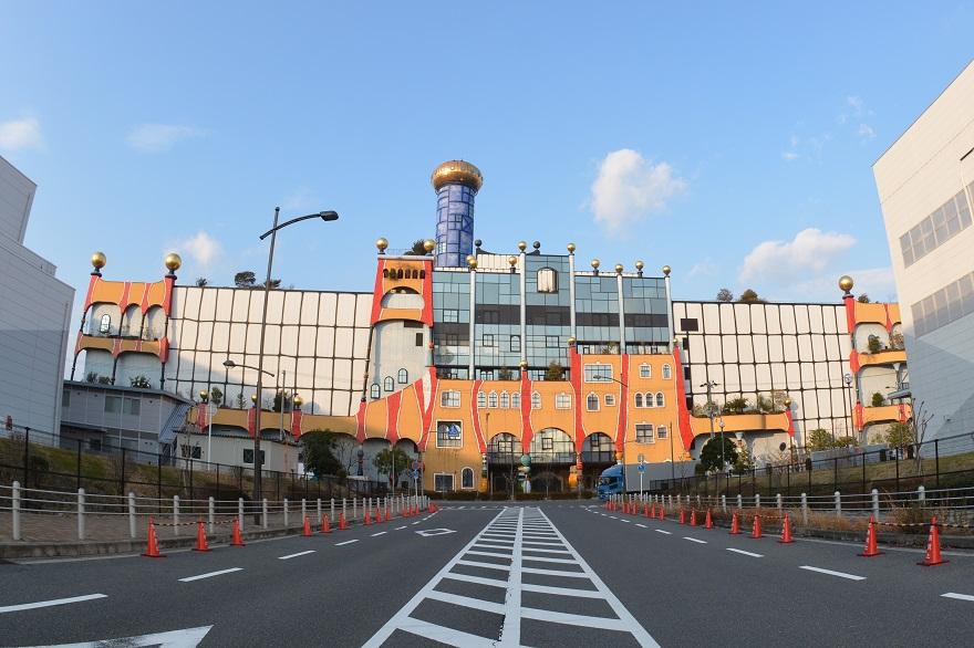 舞洲スラッジセンター (1)