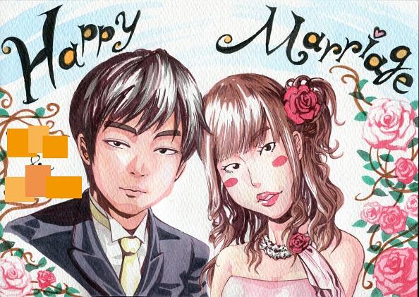 2014年12月 Happy Marriage ブログ用