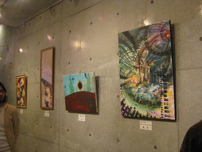LA CAVE展2015春05